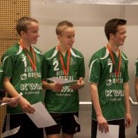 Jongens A1 kampioen 2016