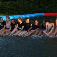 Verfrissend watervolleybaltoernooi