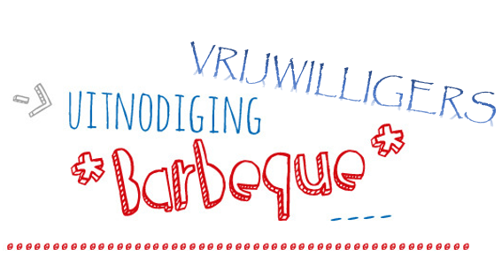 Vrijwilligers Barbecue 2018